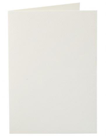 """osnova za vabila, 10,5x15 cm, 220 g, """"off white"""" umazano bela b., 1 kos"""