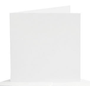 osnova za vabila, 15x15 cm, 240 g, bele b., 1 kos