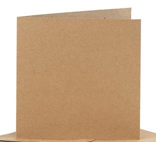 osnova za vabila, 15x15 cm, 240 g, rjave b., 1 kos