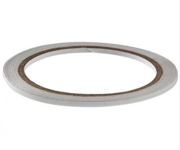 obojestranski lepilni trak, 3 mm, na kolutu 10 m, prosojen, 1 kos