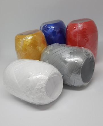 darilni trak - jajček, 5 mm x 20 m, navaden - mix, 1 kos