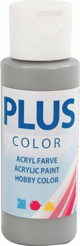 akrilna barva na vodni osnovi, rain grey, mat, 60 ml