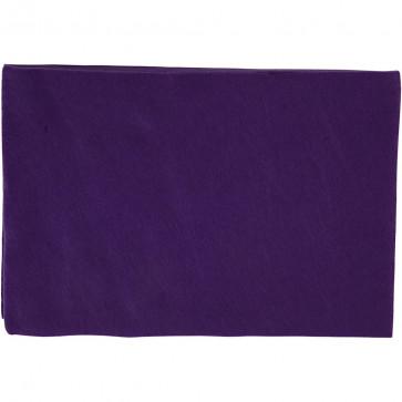 filc debeline 1.5-2 mm, vijola, A4 21x30 cm, 1 kos