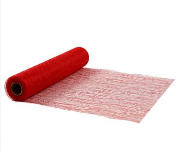 mrežasti tekač, rdeča b., 0,30x10 m, 1 kos