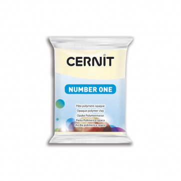 "CERNIT NUMBER ONE, modelirna masa, ""Champagne"" b. (45), 56 g"