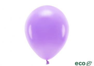 EKO balon, pastel, lavanda b., 26 cm, 1 kos