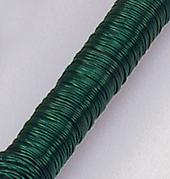 žica za oblikovanje - aranžerska žica, 0,7 mm, zelena b., ~35 m, 1 kos