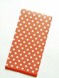 papirnate serviete 33x33 cm, 3-slojne, rdeče, 1 kos