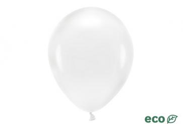 EKO balon, pastel, kristalno čiste b., 26 cm, 1 kos