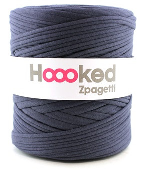 bombažni trak (Zpagetti) 8-25 mm, modro siv (28), 1 m