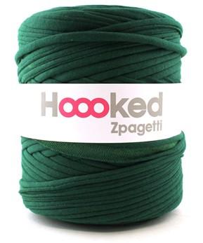 bombažni trak (Zpagetti) 8-25 mm, zelen (31), 1 m