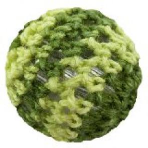 volnene-plastične perle, okrogle 18 mm, mix, 1 kos