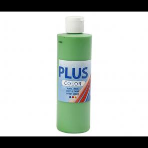 akrilna barva na vodni osnovi, bright green, mat, 60 ml