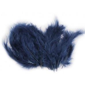 perje 9-18 cm, barva t.modra, 1 kos