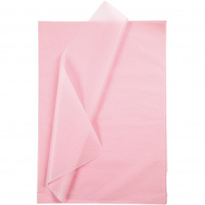 svilen papir (Tissue Paper) 14 g, 50x70 cm, Light Rose, 1 kos