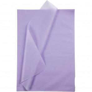 svilen papir (Tissue Paper) 14 g, 50x70 cm, Light Lila, 1 kos