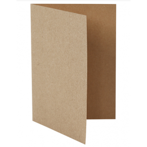 osnova za vabila, 10,5x15 cm, 240 g,  rjave b., 1 kos
