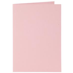 osnova za vabila, 10,5x15 cm, 210 g,  pastelno roza b., 1 kos