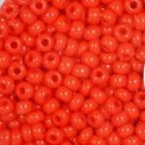 EFCO steklene perle 2,6 mm, rdeče, neprosojne, 17 g