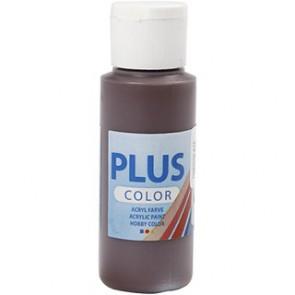 akrilna barva na vodni osnovi, chocolate, mat, 60 ml