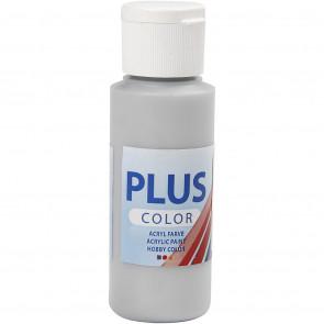 akrilna barva na vodni osnovi, silver, mat, 60 ml