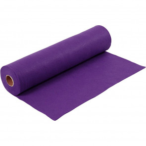filc 1,5 mm, vijola, 45 x 100 cm, 180-200 g/m2, 1 kos
