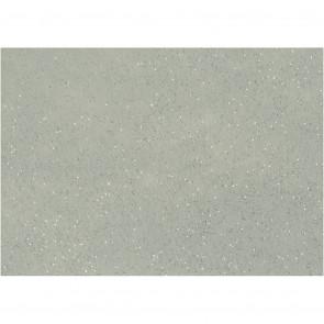 filc debeline 1 mm, siv z bleščicami, A4 21x30 cm, 1 kos
