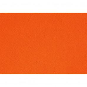 filc debeline 1.5-2 mm, oranžne (neon) barve, A4 21x30 cm, 1 kos