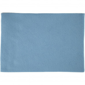 filc debeline 1.5-2 mm, sv. modre b., A4 21x30 cm, 1 kos