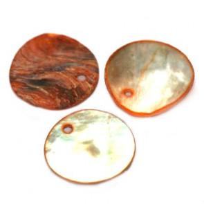 školjke 1-2 cm, bakrene, 25 gr