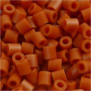 hama perle 5x5 mm, velikost luknje: 2.5 mm, rjavo-rdeče b., cca 1000 kos