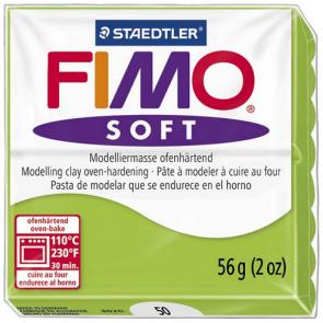 FIMO SOFT modelirna masa, jabolčna (50), 56 g