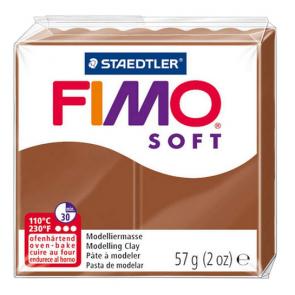 FIMO SOFT modelirna masa, karamelna (7), 57 g