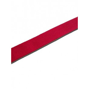 grosgrain trak 15 mm, rdeči, 1 m