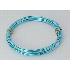 barvna žica za oblikovanje, 1 mm, SkyBlue, dolžina: 10 m