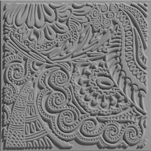 CERNIT teksturna plošča 9 x 9 cm, Moments, 1 kos
