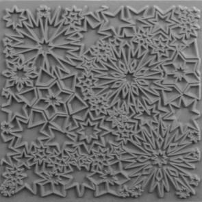 CERNIT teksturna plošča 9 x 9 cm, Constellation, 1 kos