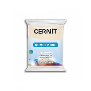 "CERNIT NUMBER ONE, modelirna masa, ""Sahara"" b. (747), 56 g"