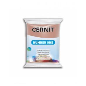 CERNIT NUMBER ONE, modelirna masa, Taupe (812), 56 g