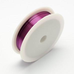 barvna žica za oblikovanje, vijola, 0,30 mm, dolžina: 21 m