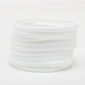 elastični trak (otroški), bele b., 1 kos