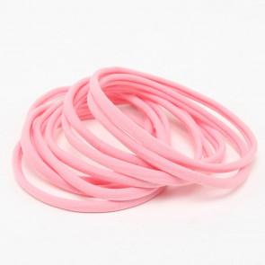 elastični trak (otroški), roza, 1 kos