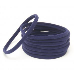 elastični trak (otroški), t. moder, 1 kos
