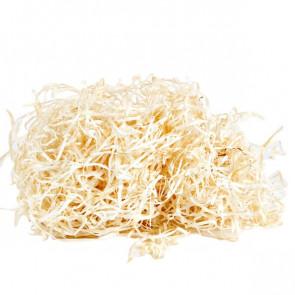 naravno polnilo (lesna volna) - slama, 1 zavoj - cca 250 g