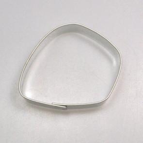 kovinski izrezovalnik 5 cm, št. 6, 1 kos