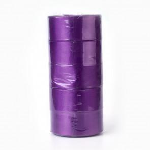 satenast trak, vijolična, širina: 37 mm, dolžina: 22,5 m, 1 kos