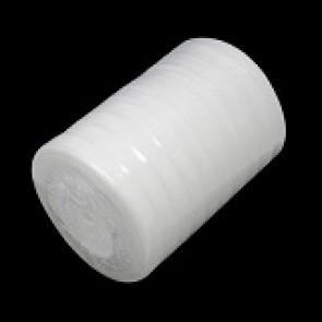organza trak bel, širina: 10 mm, dolžina: 45 m
