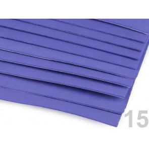 """penasta guma """"moosgumi"""", samolepilna, 20x30 cm, debelina: 1,5-2 mm, modre b., 1 kos"""